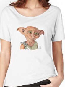 THE GREATEST ELF FROM HP! Women's Relaxed Fit T-Shirt