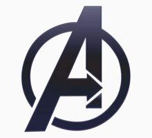 Avenger Logo by scanwood