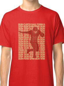 Jarryd Hayne RunRun (solid) Classic T-Shirt