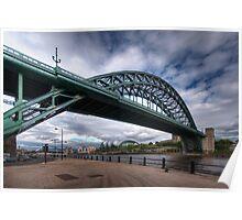 Tyne Bridge, Newcastle Poster