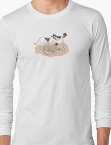 Whippet! Whip it good! Long Sleeve T-Shirt