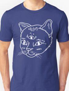 Three-Eyed Cat Unisex T-Shirt