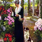 Grandmother's Garden by jules572