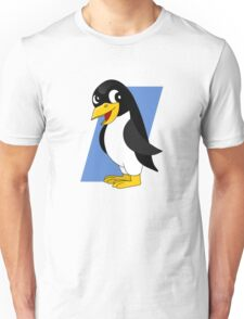 Cute penguin cartoon Unisex T-Shirt