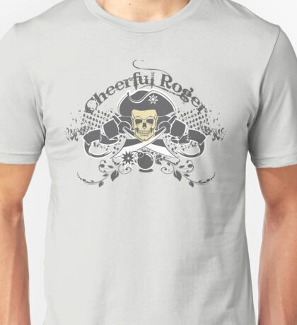 Cheerful Rodger Unisex T-Shirt