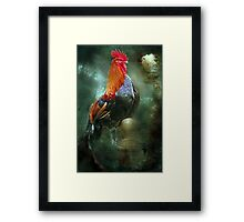 """The Dawning of a New Year..."" Framed Print"