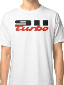 carrera turbo Classic T-Shirt