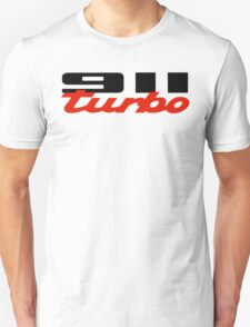 carrera turbo Unisex T-Shirt