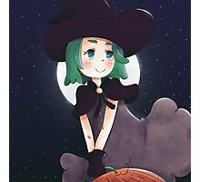 Little Witch Photographic Print