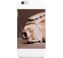 Winter Westfaila iPhone Case/Skin