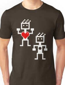 The story of both robots Unisex T-Shirt