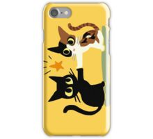 Touch! iPhone Case/Skin