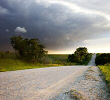 Medium Country Road Thunder by Chris Pultz