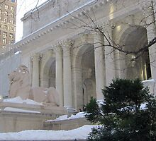 The Lion in Winter by Patricia127
