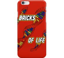 Bricks of Life iPhone Case/Skin
