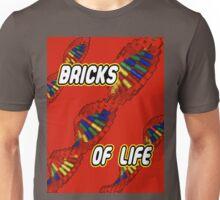 Bricks of Life Unisex T-Shirt