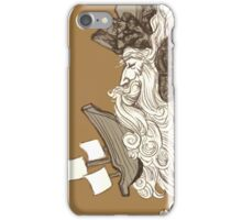 Ship on a Wave iPhone Case/Skin