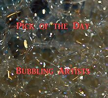 Banner - Bubbling Artists by AnnDixon