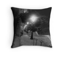 Around Paris 2 Throw Pillow