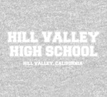 Hill Valley High School Kids Clothes