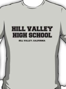 Hill Valley High School T-Shirt