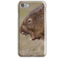 Yawn! iPhone Case/Skin