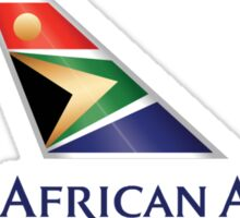 South African Airways Sticker
