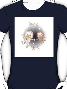 Space love. T-Shirt