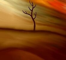 Landscape tree by jonathantal