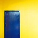 The Blue Door by jayded