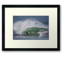 Darren Puckeridge Framed Print