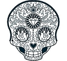 Calavera Skull XXXXIII Photographic Print