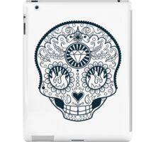 Calavera Skull XXXXIII iPad Case/Skin