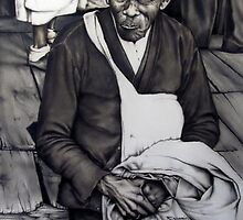 The Cotton Picker by muralman