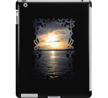 Sunset through the Looking-Glass iPad Case/Skin