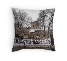 St Mary Magdalen Church, Oxford Throw Pillow