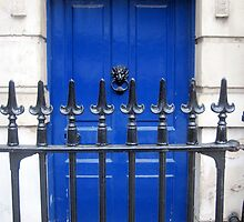 Doors of Europe-London by Darrell-photos