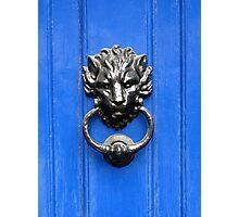 Doors of Europe-London 1 Photographic Print