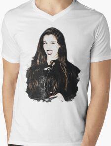 Lauren Jauregui Halloween Mens V-Neck T-Shirt