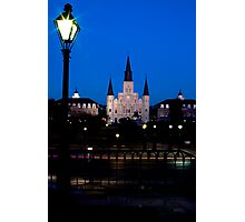 New Orleans : St. Louis Cathedral Photographic Print