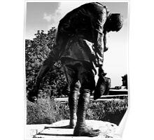 Anzac War Memorial - Melbourne Poster