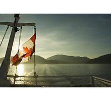 British Columbia Ferry Photographic Print