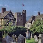 Being at Stokesay. by Larry Davis
