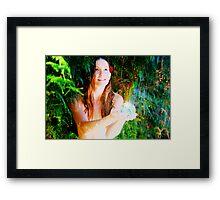 Elven Understanding Framed Print