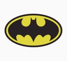 Batman logo by kulistov