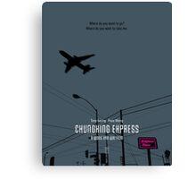 Chungking Express Canvas Print