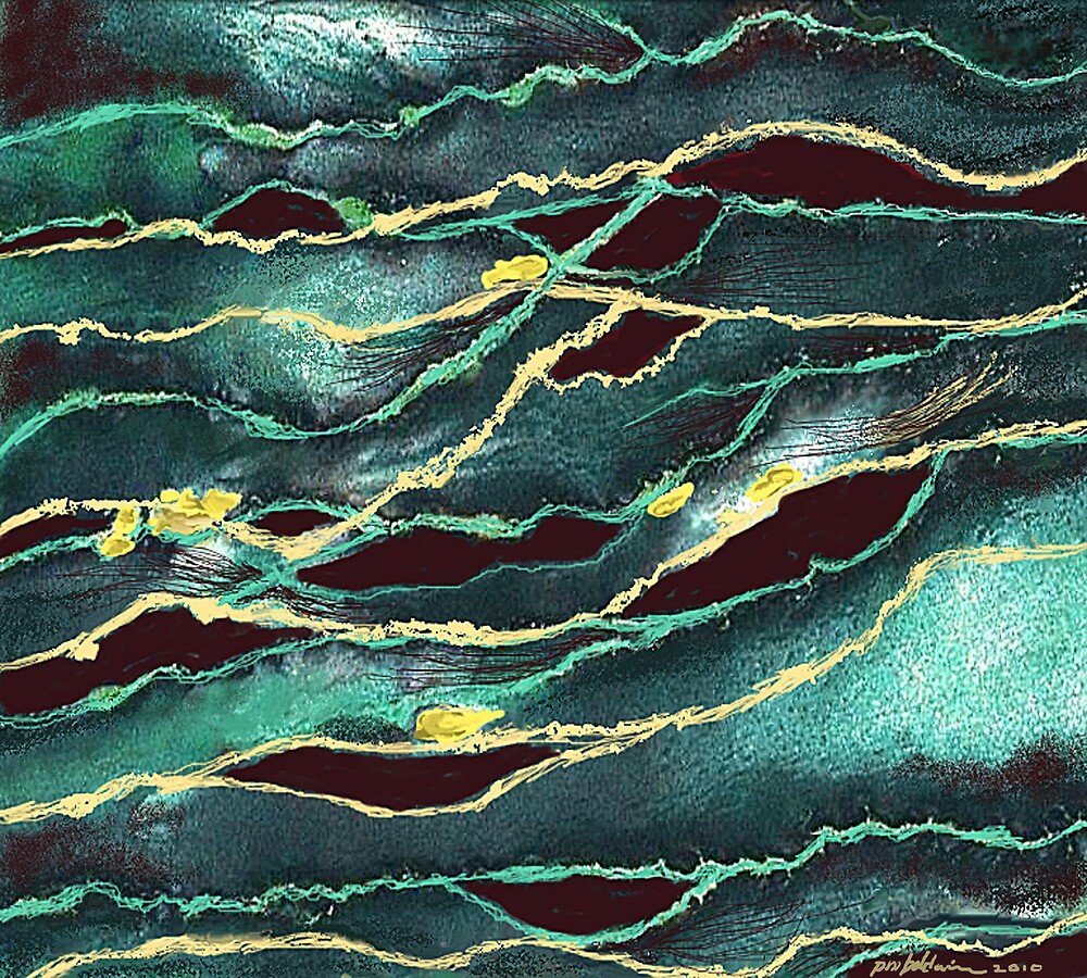"""Flood Waters""  by Patrice Baldwin"