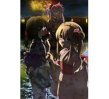 Illya, Kuro and Miyu from Fate/Kaleid Liner Prisma Illya Photographic Print