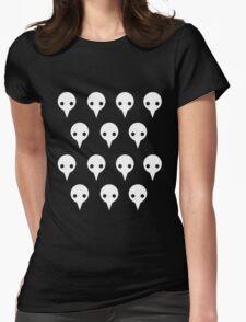 Neon Genesis Evangelion - Sachiel Pattern Womens Fitted T-Shirt