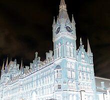 London - Train Station 1 by Darrell-photos